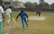 Team Building Activity: Cricket Match