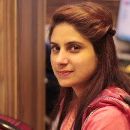 Nosheen  Zafar